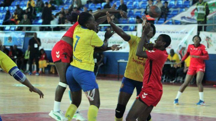 Handball : OUJDA 2019, résultats des matches de classement et des demi-finales