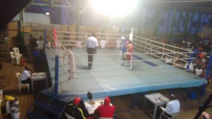 BOXE: Mboa boxing, l'extinction des projecteurs de la 7 e édition du mboa fight night