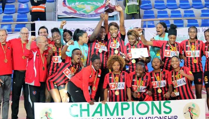 HANDBALL: Le 35e championnat d'Afrique des clubs  vainqueurs  de coupe 2019  a rendu son verdict