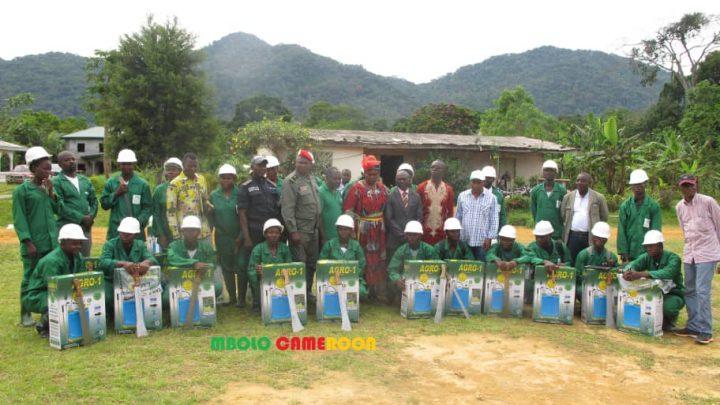 AGRICULTURE: Trente-cinq nouveaux agriculteurs à NGOVAYANG