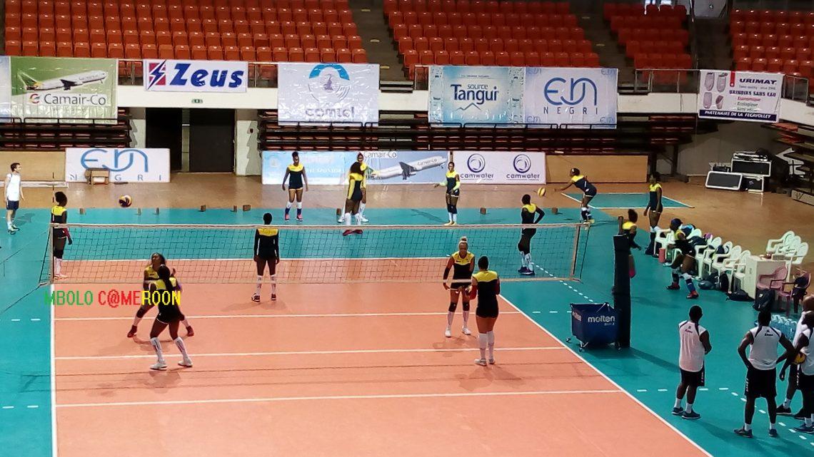 Volleyball: Eliminatoires des jeux africains : La confiance règne