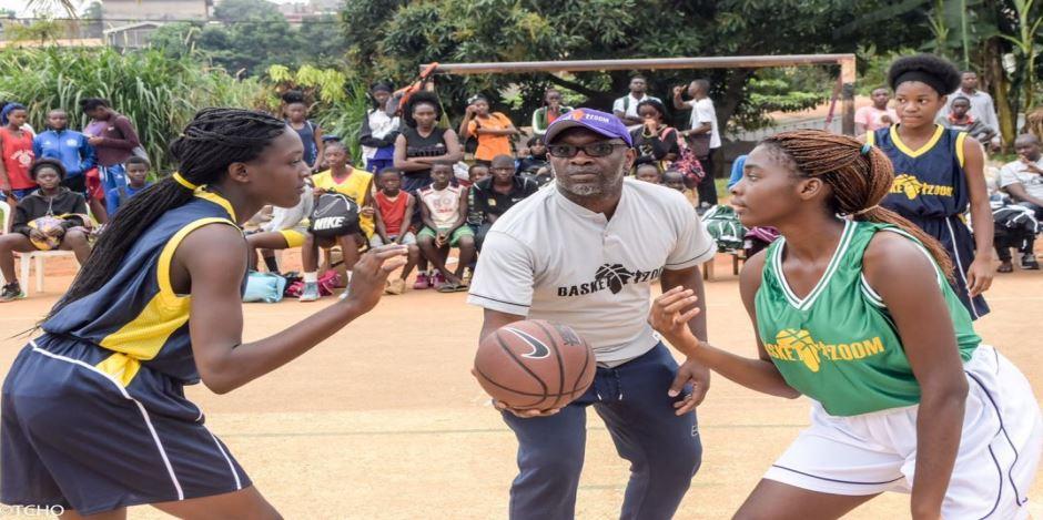 Basketzoom, pour la promotion du leadership et l'autonomisation des femmes à travers le basketball