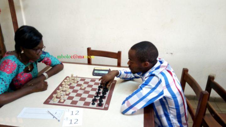 Jeu d'échecs: Flash-back sur la 3ème journée …