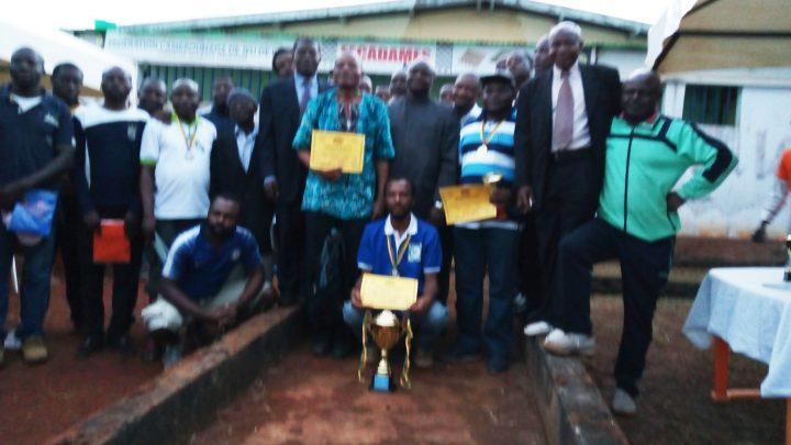 Jeu de dames: Coupe du Cameroun, Djofang Jean-Marc maître international remporte l'édition 2019