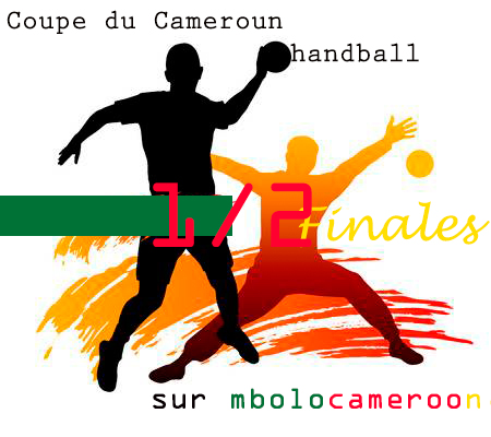 Handball : Les demies finalistes de la coupe du Cameroun dames et messieurs  sont connus