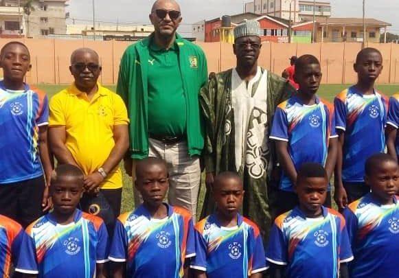 Football : La 16e édition du tournoi jeune semences olympiques  sur les rails