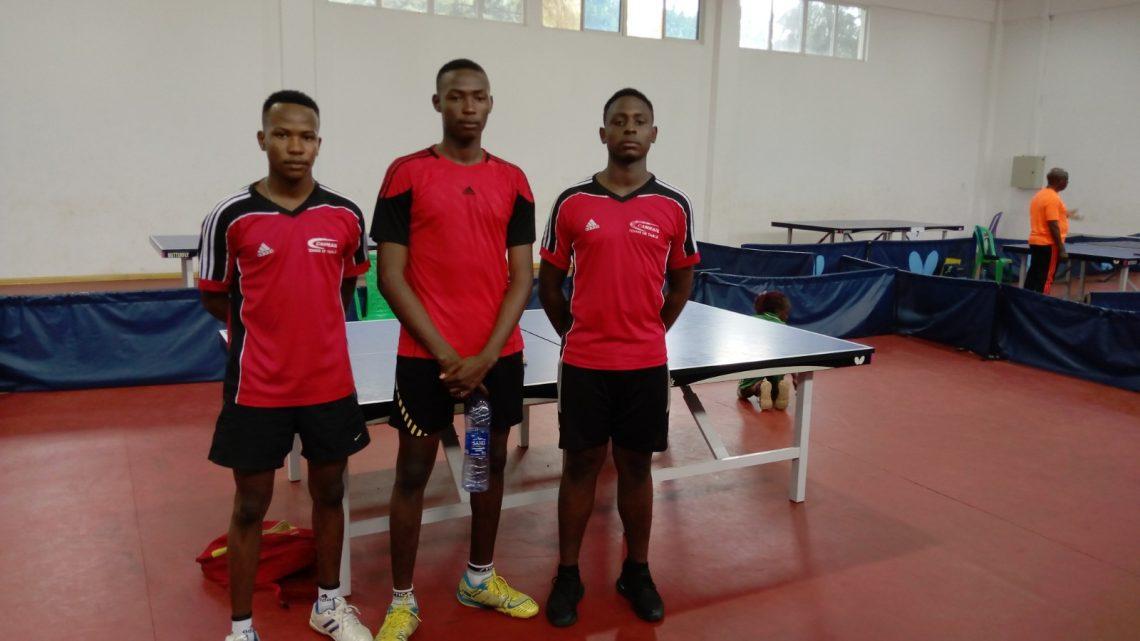 Tennis de table: Championnat national par équipe, le travail a payé pour Camrail …