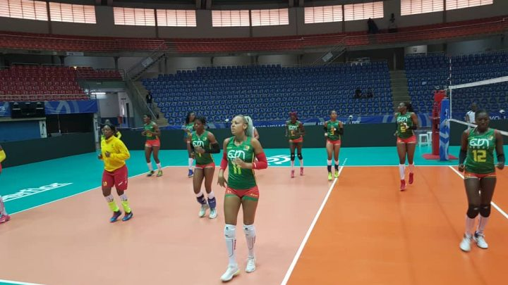 Brève de Volley-ball