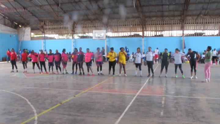 HANDBALL : Tournoi GHEYKEL  Yaoundé grand vainqueur