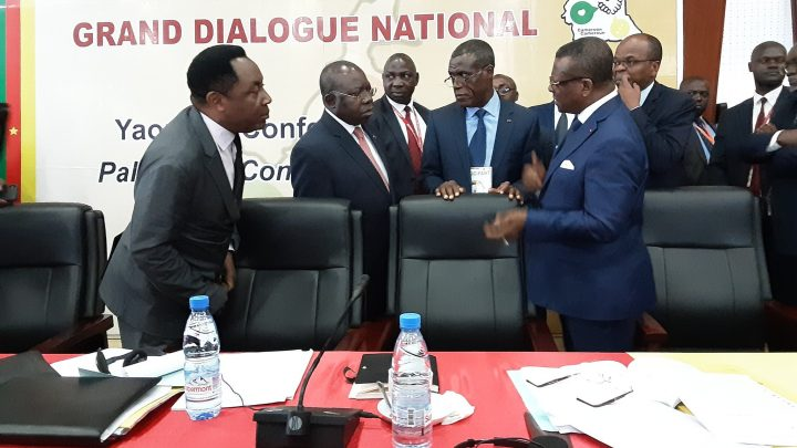 Grand dialogue national: Qui prend part aux commissions?