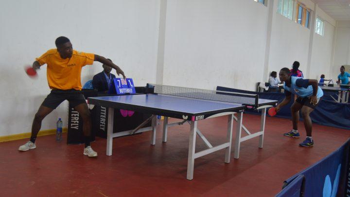 Top 16 ping pong 2019: Ndikum et guimfack s'imposent…
