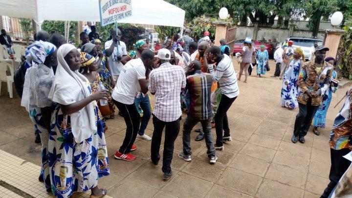 Effervescence dans le Mfoundi à l'occasion de la célébration des 37 ans du Renouveau