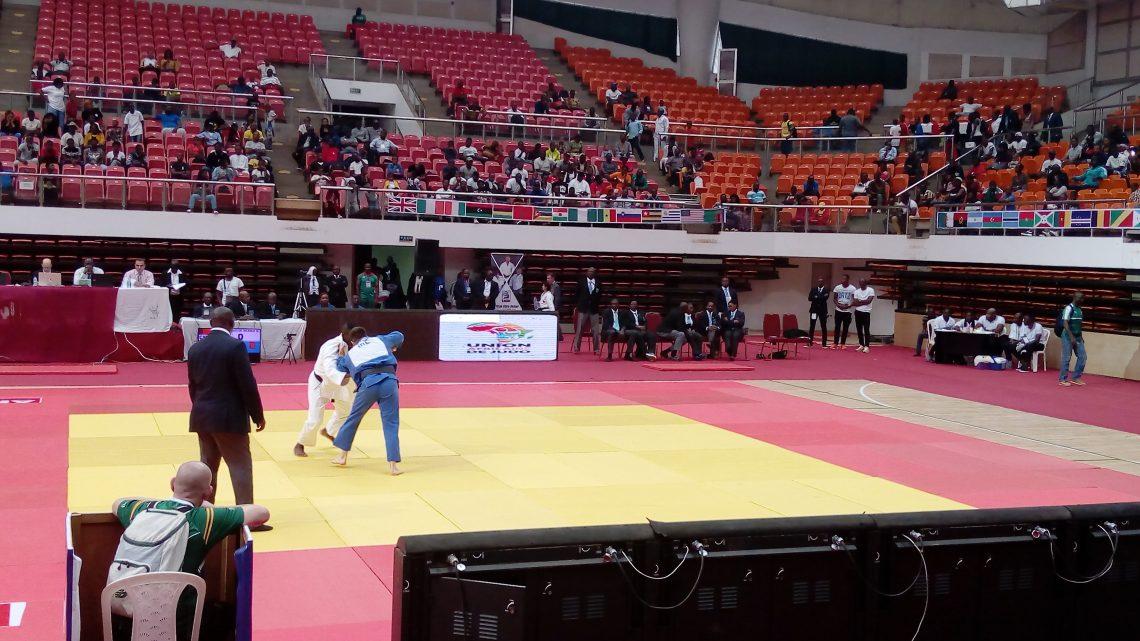 Judo: Flash-back de l'African Open de Yaoundé 2019