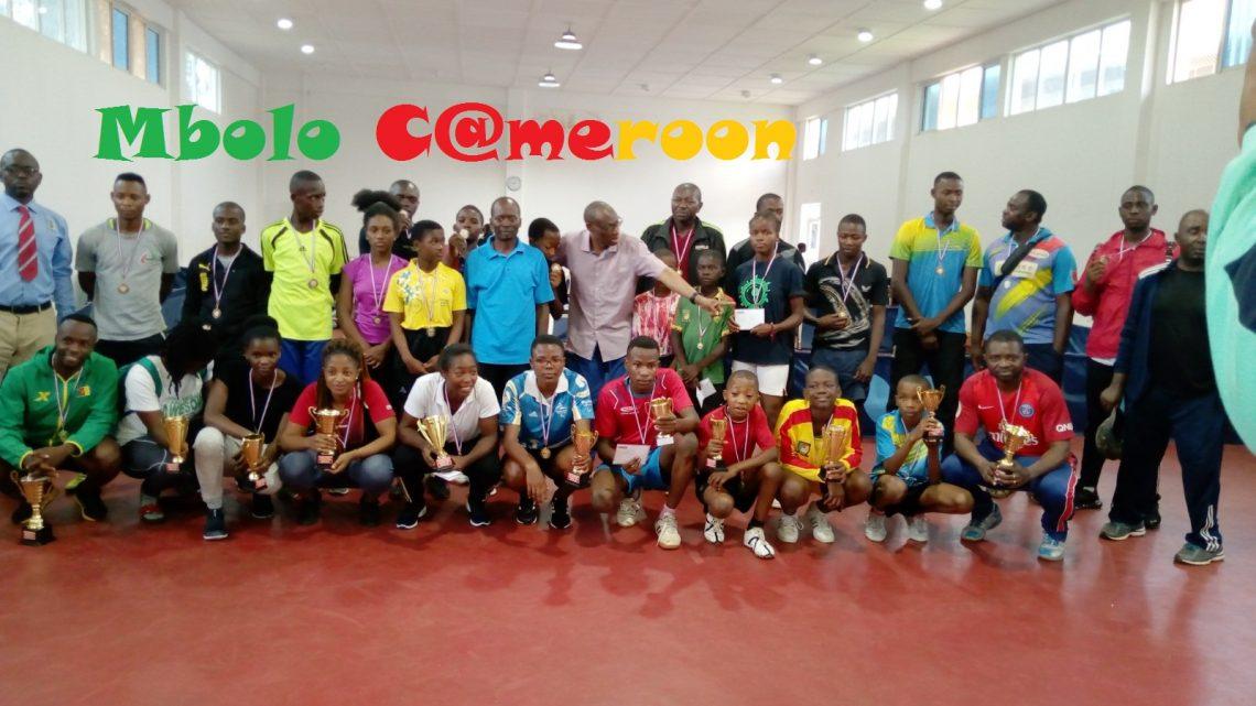 Championnat National Individuel de tennis de table : Bis répétita pour Ntumnuy et Nyoh …..