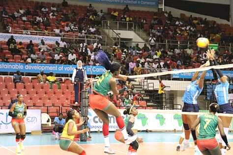 VOLLEYBALL : Tournoi qualificatif JO 2020 : c'est parti à Yaoundé depuis hier