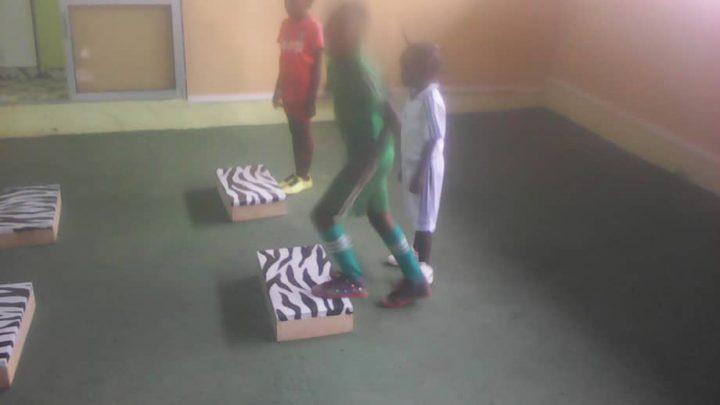 BOXE : ISSA HAMZA  inaugure son centre de formation