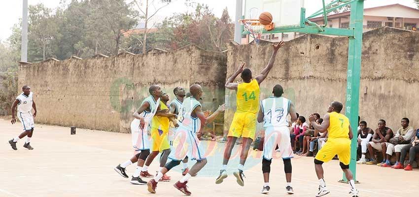 Basketball: 2e Regroupement du championnat national