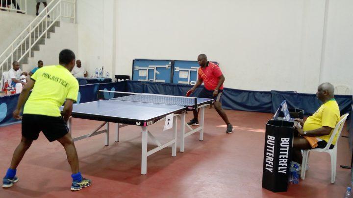 Ouverture de saison en tennis de table: Ndikum et Guimfack créent la sensation