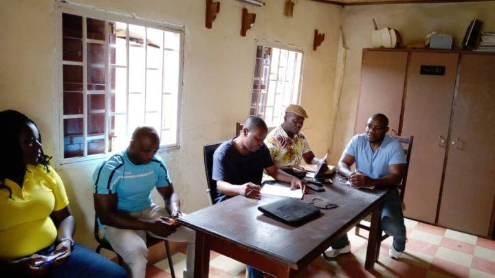 Rugby :  Assise  de mise au point  à la fédération camerounaise de rugby