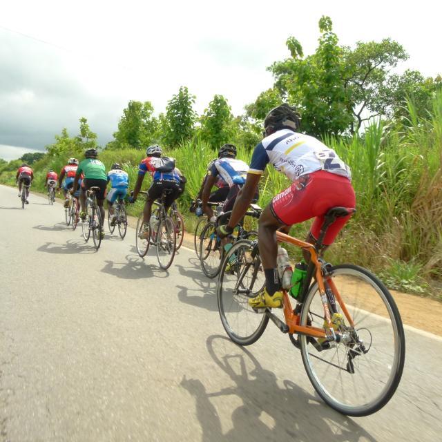 Cyclisme : La FENAP Afrique  Centrale rattrape l'échappée post Covid-19