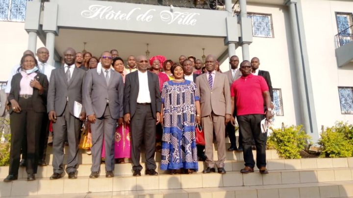 Économie : Réunion préparatoire  du  Comice  Agropastoral Awae 2020