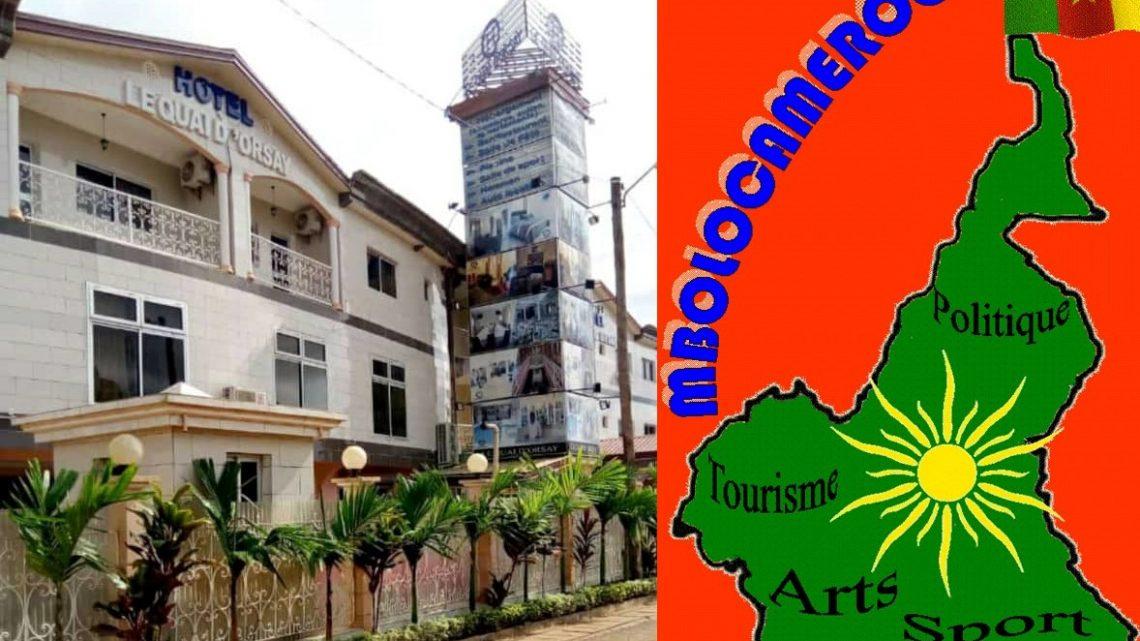 Société : Signature d'un  partenariat entre le groupe multi média Mbolo Cameroon et l'hôtel Quai d'Orsay