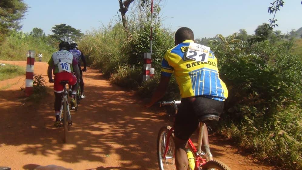 Cyclisme : 3e étape de la randonnée pascale des montagnes, come-back de Tatsinkou Titi sur la plus haute marche du podium
