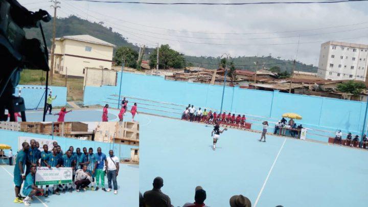 Handball : TKC dames et FAP messieurs enlèvent les podiums du tournoi d'ouverture de saison  sportive 2020/2021