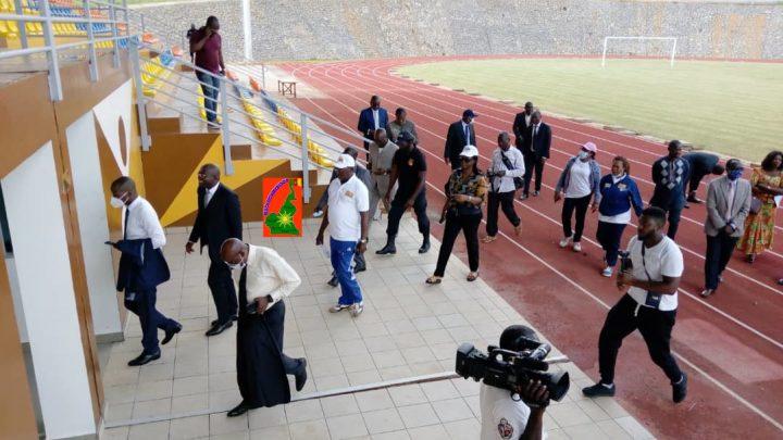 Sport : Les prémices de l'ouverture du complexe sportif de la mutuelle nationale des impôts (MUNDI)