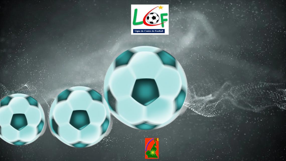 Football : Ligue régionale du Centre, balle au centre