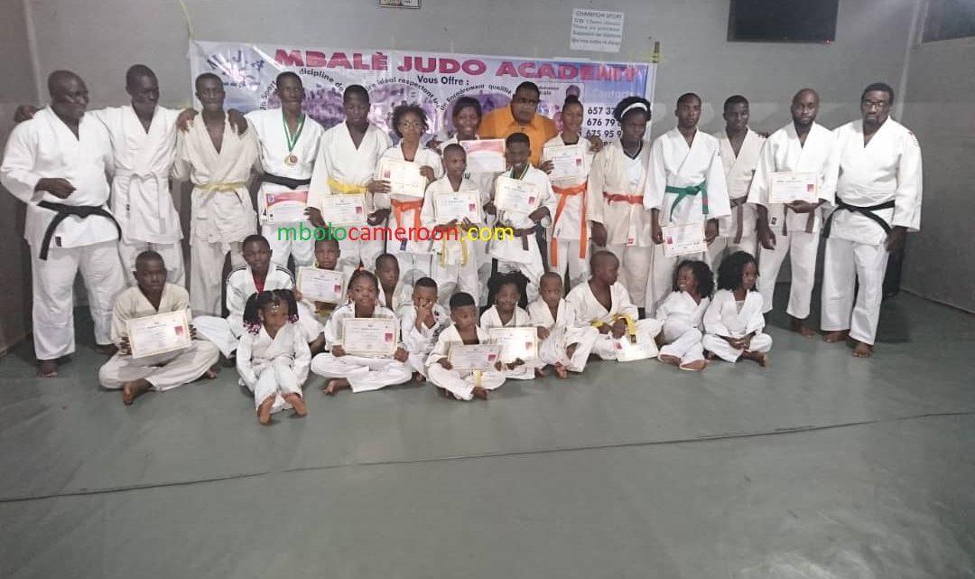 Judo : De nouveaux lauréats montent en grades à la Mbale Academy