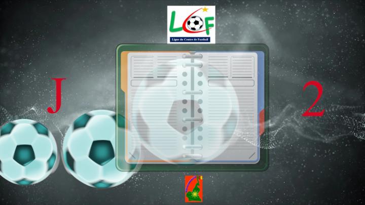 Football : Programme de la 2ème journée de la Ligue Régionale du Centre