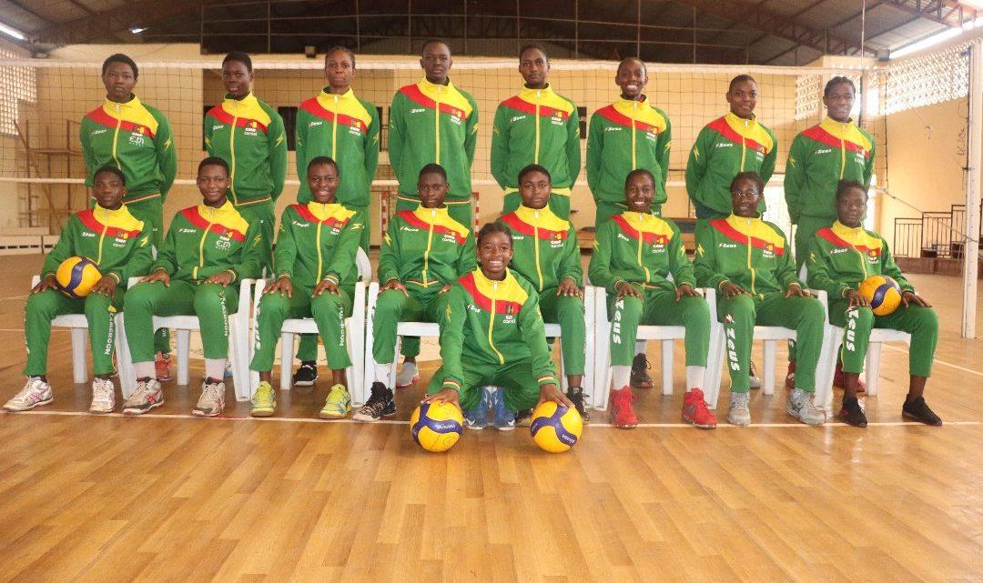 Volley-ball : Les préparatifs du championnat d'Afrique cadet fille s'intensifient