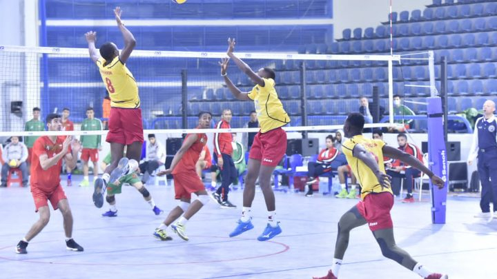 CAN masculine de volleyball U21 : les Lionceaux  de l'Atlas au buffet des Lionceaux  du Cameroun