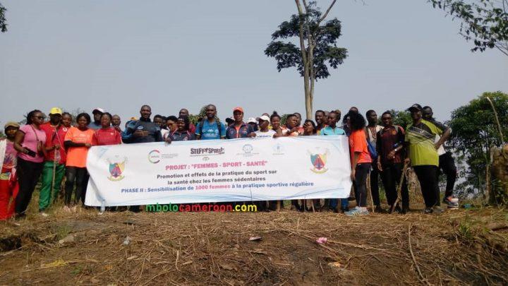Sport pour tous : Lancement de la 2e phase du projet Femmes- Sport- Santé