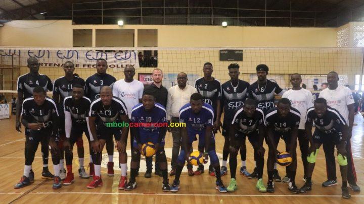 Volley-ball : Éliminatoire de la coupe du Cameroun, des supporters du tae break