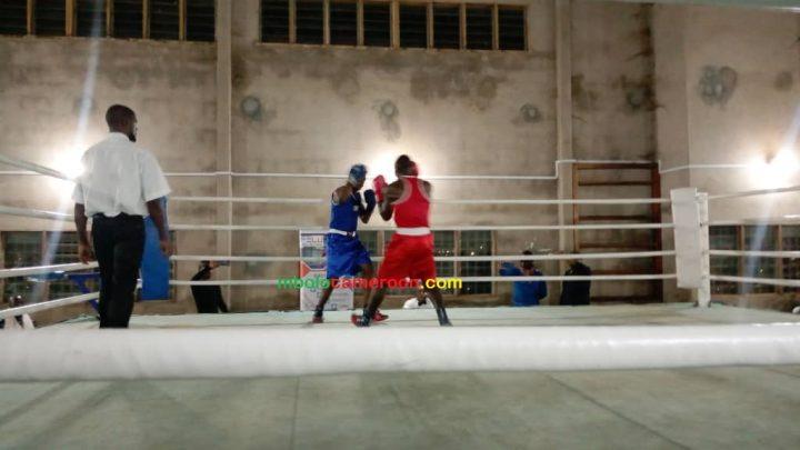 Saison de boxe 2020-2021 dans le centre : Des victoires à revoir