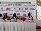 Rugby : 28e Sommet France-Afrique, la balle ovale à XIII marque un essai