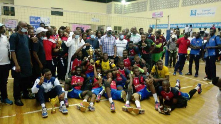Volley-ball : Coupe du Cameroun édition 2021, les vainqueurs sont connus