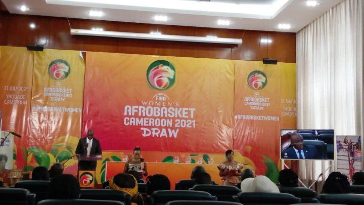 Basketball : Tirage au sort de la 27e édition de l'Afro-basket dames, les Lionnes sont fixées sur leurs adversaires …