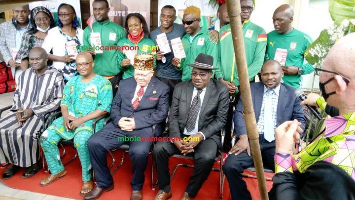 Para sport : Jeux paralympiques, les ambassadeurs camerounais sur le chemin de Tokyo avec  mission de faire honneur à notre pays …