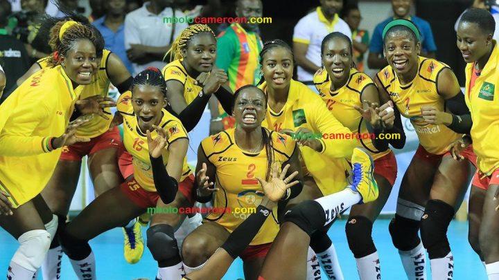 Volley-ball : Très bonne nouvelle pour la sélection séniors dames après la publication du classement mondial et africain